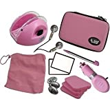 17-in-1 Bundle Pack for Nintendo DS Lite - Pink ~ DreamGEAR