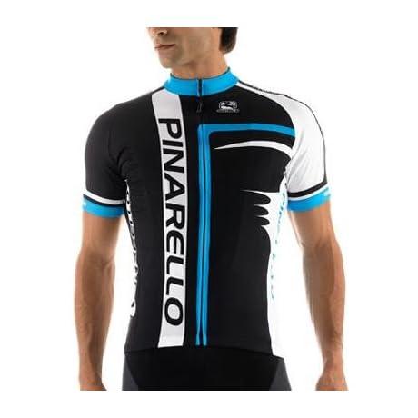 Giordana 2013 Men's Pinarello Vero Eurofit Short Sleeve Cycling Jersey - gi-s3-ssjy-pina