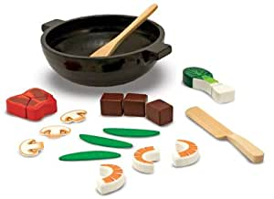 Melissa & Doug Stir Fry Slicing Set