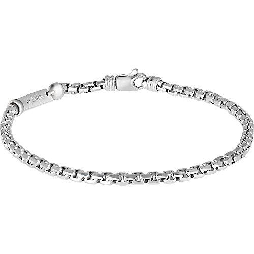 bracciale uomo gioielli Bliss Chain classico cod. 20049475