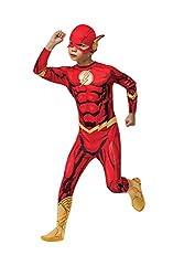 Rubies DC Universe Flash Costume, Child Medium