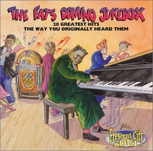 Fats Domino - FATS DOMINO JUKEBOX  20 GREATEST HITS THE WAY YOU ORIGINALLY HEARD THEM - Zortam Music