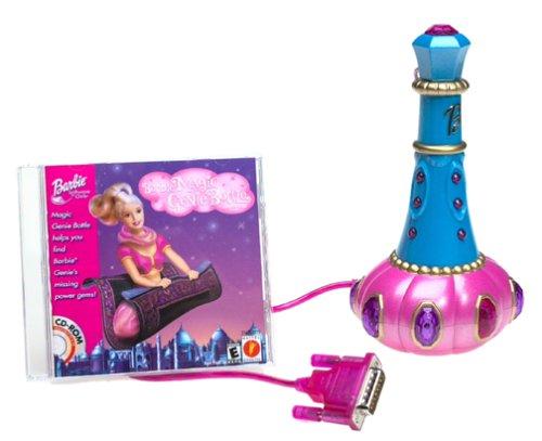 Barbie Magic Genie Bottle & Cd-Rom - Pc