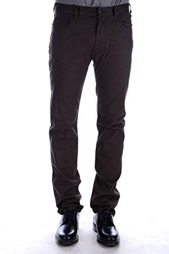 Armani Jeans 6X6J45 6NKFZ 1765 pantalone marrone