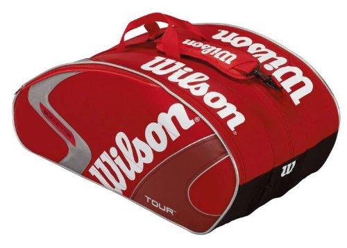 Wilson [K] Tour Tournament Bag Taschen