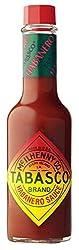 Tabasco Habenero Pepper Sauce, 60ml