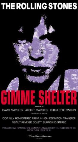 Gimme Shelter [VHS] [Import]