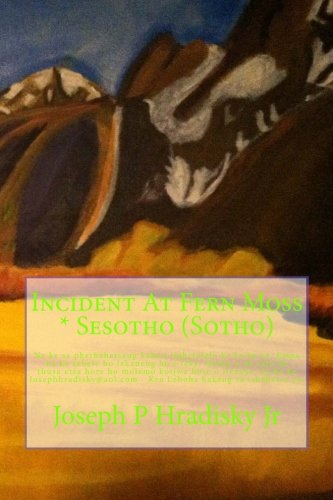Incident At Fern Moss * Sesotho (Sotho)