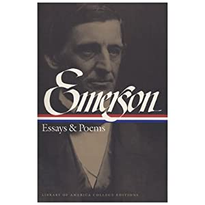 emerson essays read online Ralph waldo emerson (1803-1882), american transcendentalist poet, philosopher, lecturer, and essayist wrote nature (1836) to go into solitude, a man needs to retire as much from his chamber as from society i am not solitary whilst i read and write, though nobody is with me but if a man would be alone, let him look at the stars.
