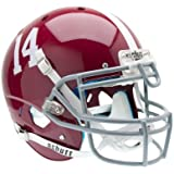 Alabama Crimson Tide Schutt Authentic Full Size Helmet