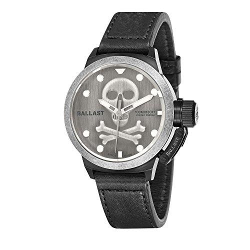 Ballast Men's BL-3128-02 TRAFALGAR Analog Display Swiss Made Watch