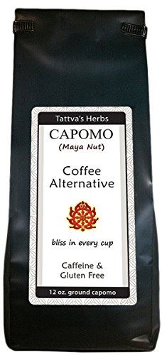 Capomo (Maya Nut) Has Arrived. A Real Coffee Alternative. Caffeine, Gluten Free and Delicious. (Alternative Coffee compare prices)