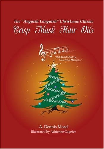 Crisp Musk Hair Oils: The