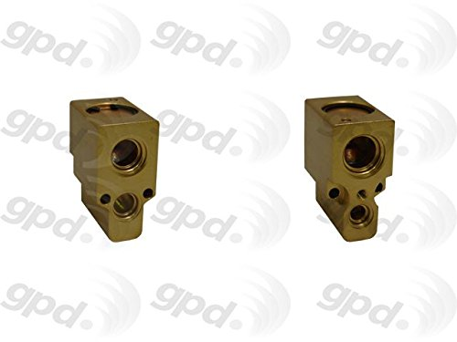 Global Parts Distributors 3411259 Expansion Valve (Jetta 2002 Distributor compare prices)