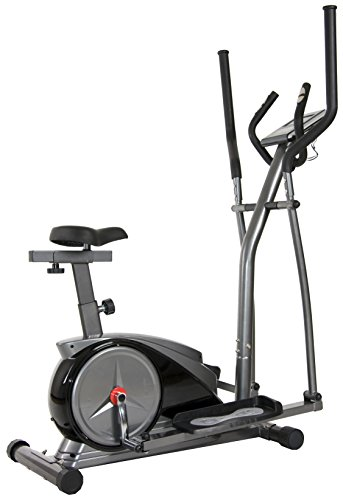 Cheap Body Champ Body Champ BRM3780 2-in-1 Elliptical Dual Trainer with Seat