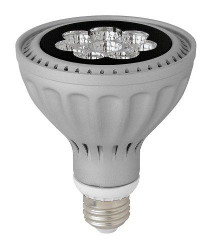 Eti 520256 10.5-Watt Par30L Long 525Lms 3000K 81Cri Dimmable 25-Degree 25,000Hrs E26 Base Led Lamp