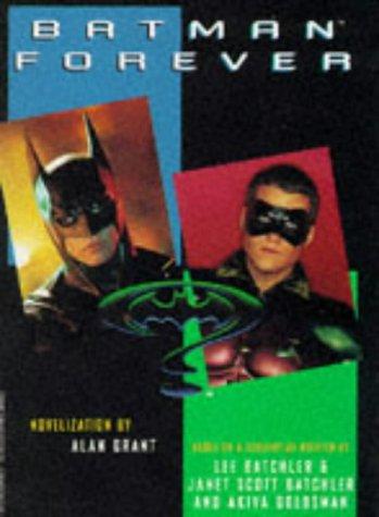 Batman Forever, ALAN GRANT