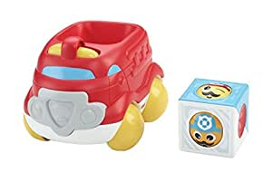 Fisher Price Fisher Price Roller Blocks Fire Truck, Multi Color