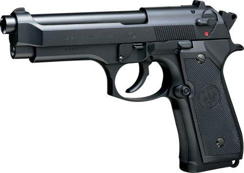 No22 M92Fミリタリーモデル (18歳以上エアーHOPハンドガン)