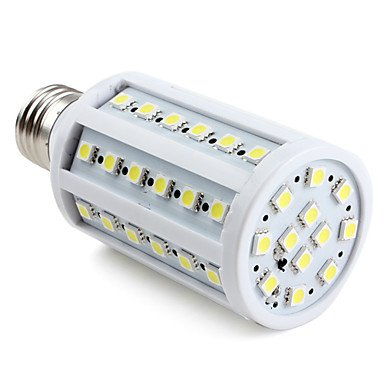 Illumi Projections Warm Soft White Edison Screw Dc 12V-20V Led Light Bulb 15W = 100W Incandescent Marine Solar Motor Home 60X 5050 Cluster