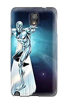 buy New Arrival Case Specially Design For Galaxy Note 3 (Silver Surfer)