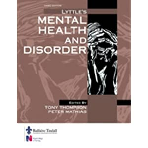 Lyttle's Mental Health and Disorder, 3e (Paperback)