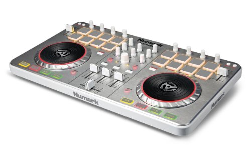 Buy Bargain Numark Mixtrack II USB DJ Controller with Trigger Pads