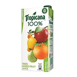 Tropicana Mixed Fruit 100% Juice, 1000ml
