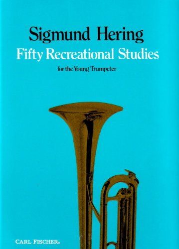 o4745-fifty-recreational-studies-for-the-young-trumpeter