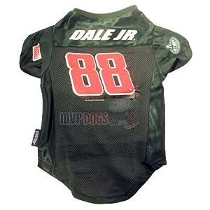Dale Earnhardt Jr. #88 NASCAR Dog Jersey Extra Large by MVPDOGS