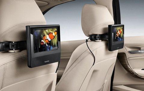 【BMW純正】 F20 DVDシステムタブレット 1シリーズ