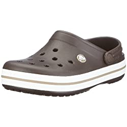 Crocs Unisex Crocband Kids Rubber Clogs and Mules