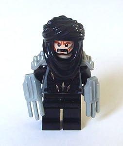 Lego Prince of Persia Mini Figure - Claw Hassansin