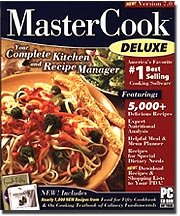 MasterCook Deluxe 7.0 (Jewel Case)