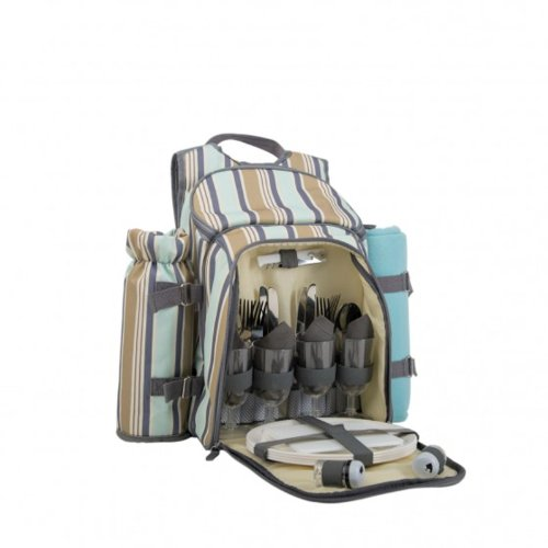 Summerhouse Country 4 Person Picnic Backpack
