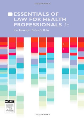 Essentials of Law for Health Professionals, 3e