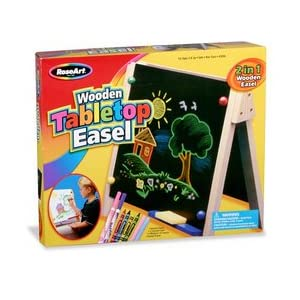 Click to buy MegaBrands Wooden Table Top Easelfrom Amazon!