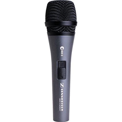Sennheiser E835S Performance Vocal Microphone (Standard)