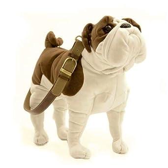 Fuzzy Nation English Bulldog Pooch Shoulderbag