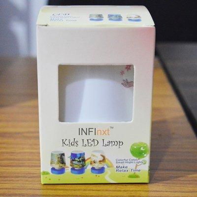 Infinxt Cute Kids LED Night Lamp Birthday Return Gift Pack Of 6
