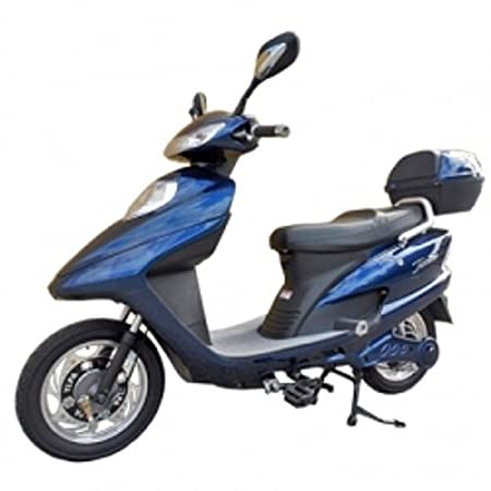 TaoTao ATE-501 Automatic 500 Watt Street Legal Electric Scooter w/ Trunk