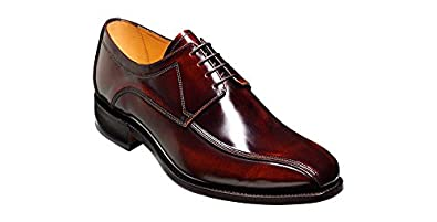 Barker Shoes Style: Newbury - Brandy Cobbler