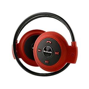 Link+ Mini-503 Universal Wireless Stereo Bluetooth Earphone Sport Headset Music Headphone with Built-in Microphone CSR A2DP AVRCP for Swipe Elite Plus
