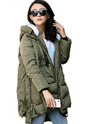 coffeepop-womens-long-slim-elegant-trench-coat-hooded-jacket-down-coat