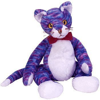 Ty Beanie Babies - Kooky the Cat - 1