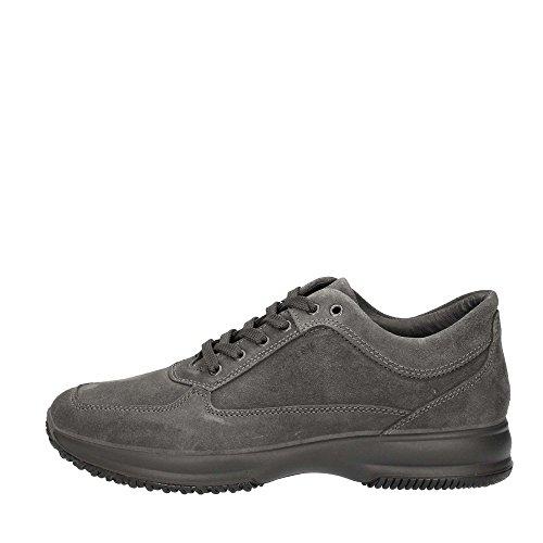 Enval Soft 68942/00 Sneakers Uomo Camoscio Grigio Scuro Grigio Scuro 39