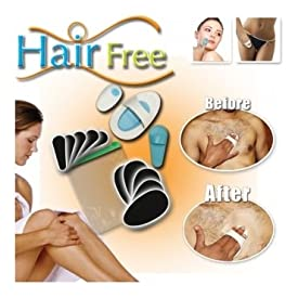 Milex Hair Free Soothing Vibrations Flawless Hair Free Finish Removes Hair Instantly Pain Free