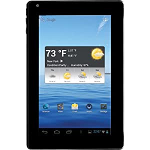 "NextBook NEXT7P12 7"" Capacitive Multi-touch Android Tablet"