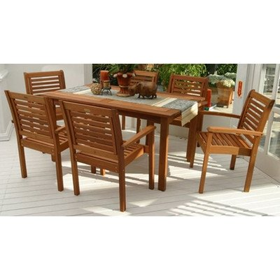 Amazonia 7 Piece Dining Set picture