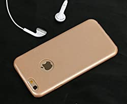 SuperMay® Iphone 6 plus Case, Premium Newly Fashion Durable Glossy Design , High Impact, leather Back Cover Suitable For Iphone 6 Plus (golden)